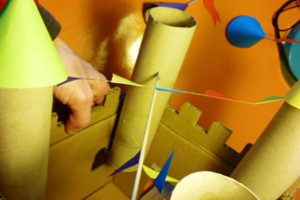 DIY Castillo medieval