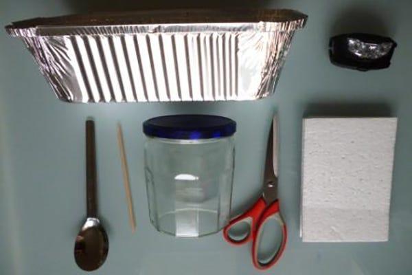 DIY Lámpara mágica
