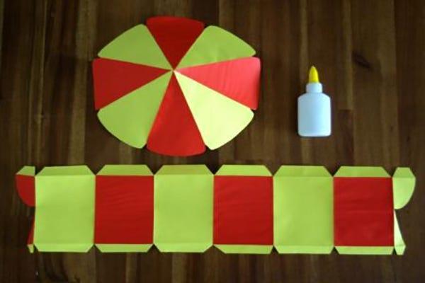 DIY Carpa de circo
