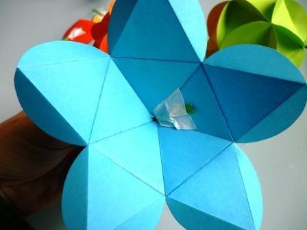 DIY Guirnaldas de papel