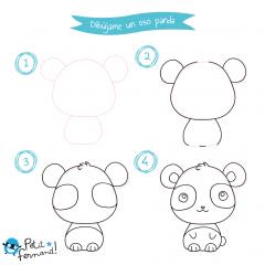 dibujos estilo Kawaii