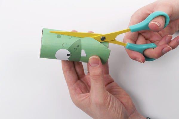 juego para niños de canicas DIY