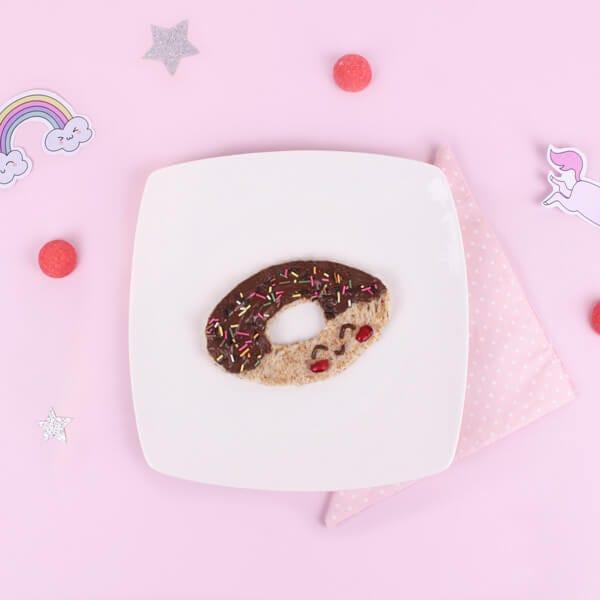Rosquillas para el desayuno de los niños