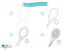 Aprende a dibujar las actividades deportivas