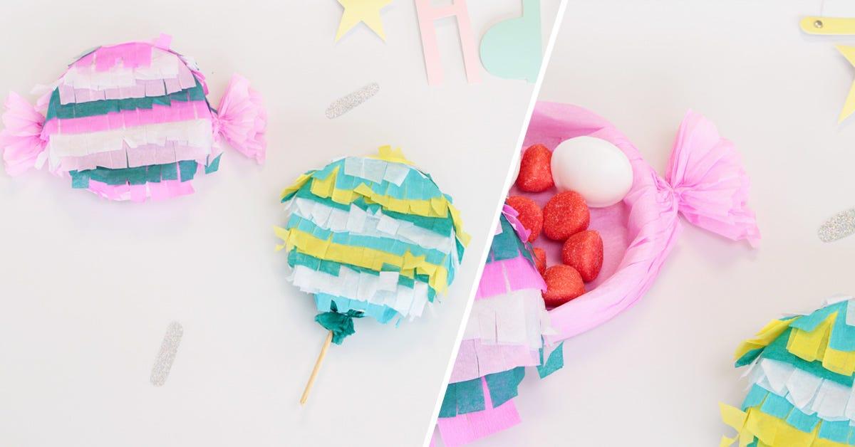 Piñata para cumpleaños