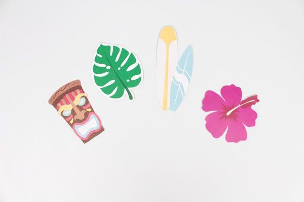 Tarjetas De Invitación Viaje A Hawaii I Taller Petit Fernand Es