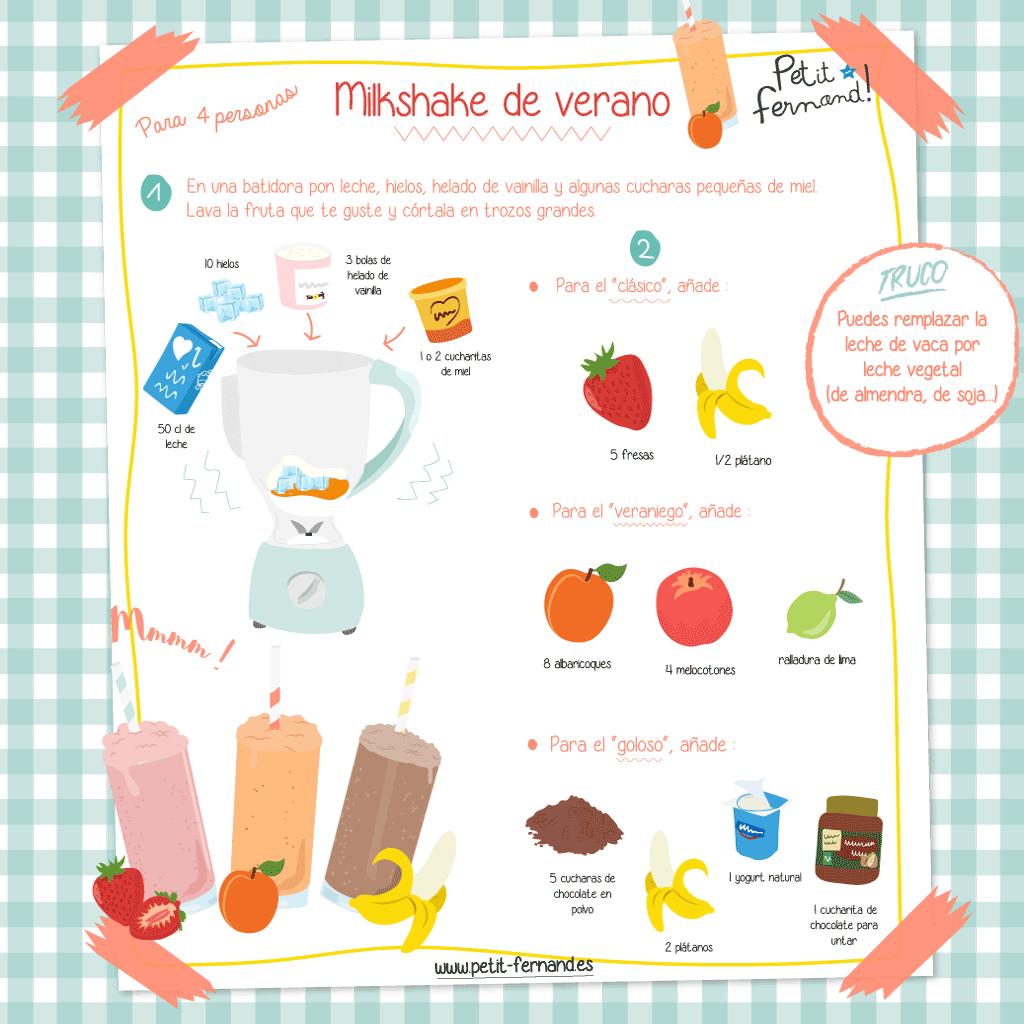 ¡Realiza fácilmente esta receta rica y golosa!