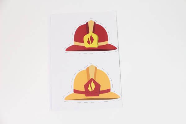 ¡Realiza fácilmente estas tarjetas de invitación de bomberos!