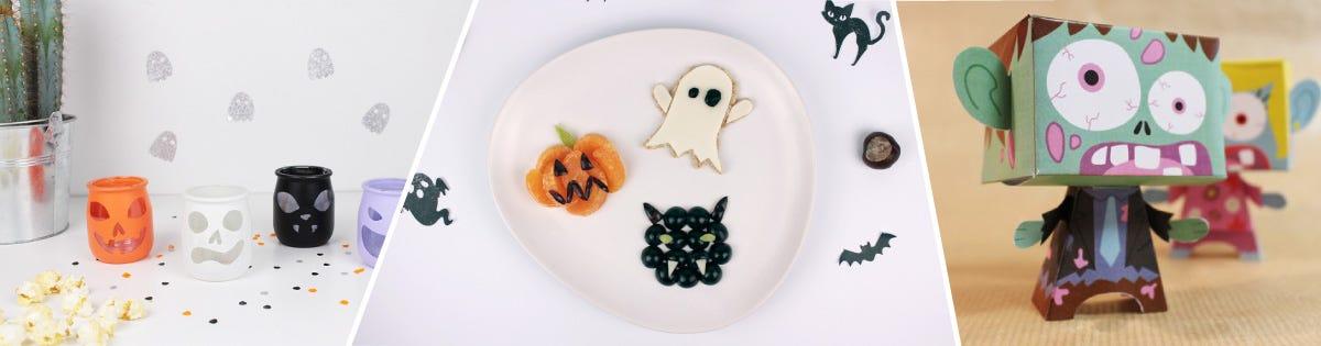 Descubre nuestros artículo para organizar una fiesta de Halloween.
