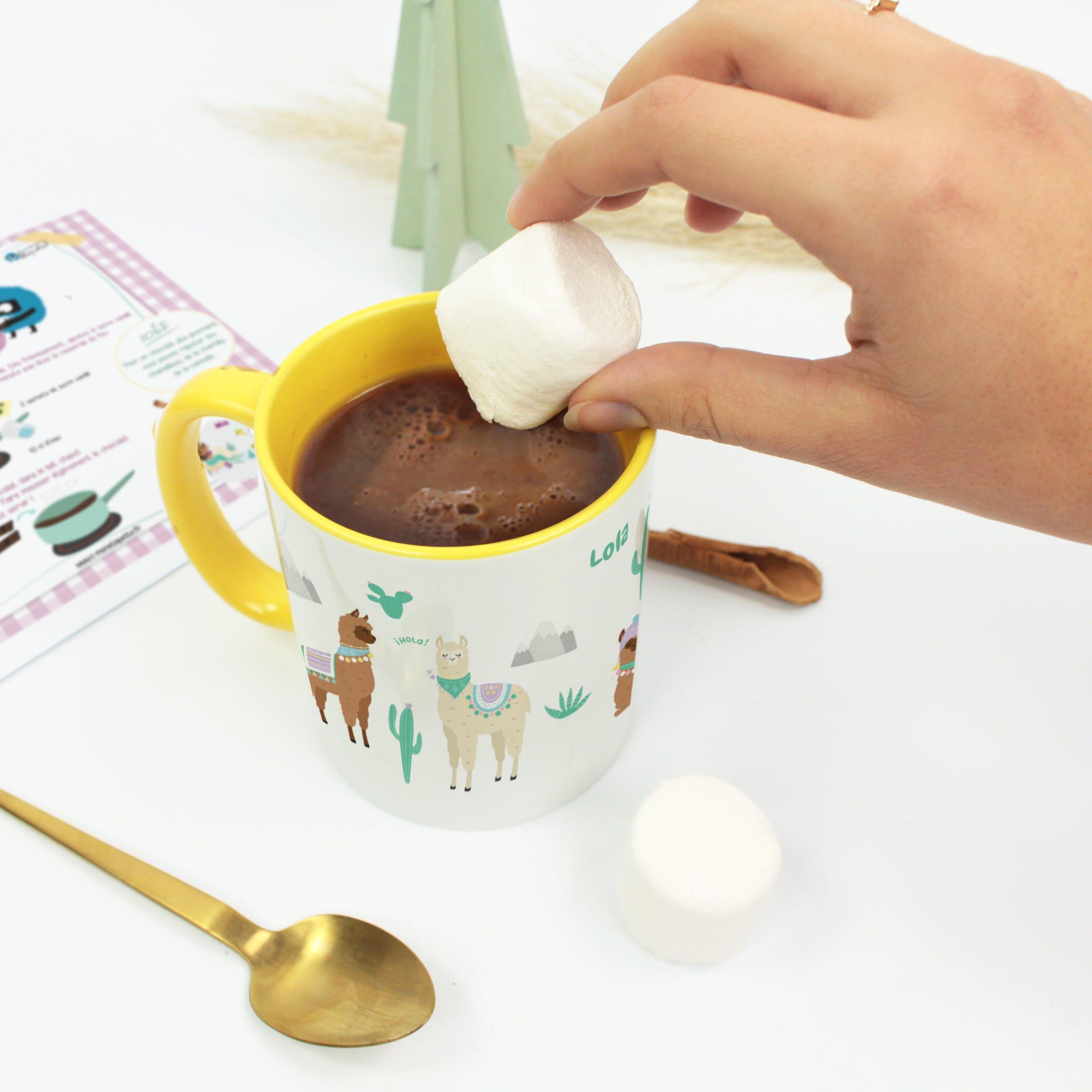 ¡Vuelva a la infancia y disfruta de un chocolate caliente casero!