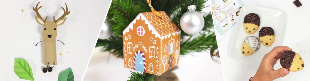 Nuestras actividades para Navidad