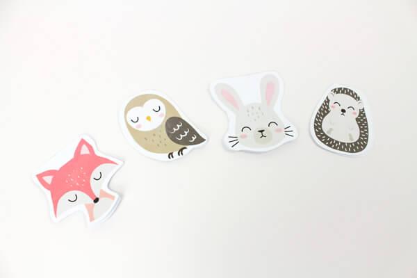 Descubre nuestro taller de marca paginas de animales para los peques