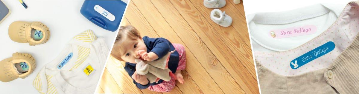 ¡Ha llegado el momento de que vuestro bebé de los primeros pasos en sociedad!