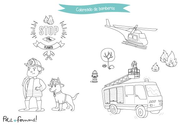 ¿La actividad perfecta para que sus hijos queden ocupados durante todo el verano? ¡Los dibujos para colorear!