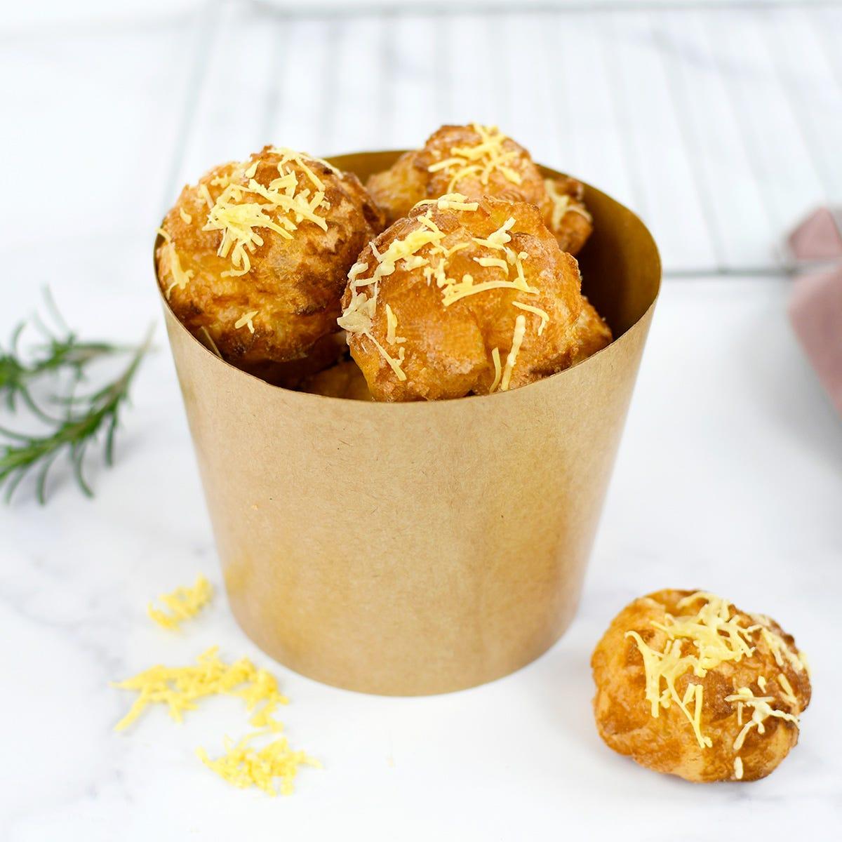 ¡Haz que a tu familia se les caiga la baba con esta receta de buñuelos de queso!